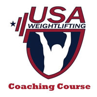 USA Weightlifting Level 1 sport performance coach vail valley