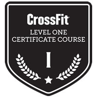 Vail Valley CrossFit Level 1 Certified Coach