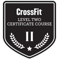 Vail Valley CrossFit Level 2 Certified Coach